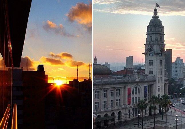 Ação em SP oferece festa para quem registrar a janela com a vista mais bonita da cidade