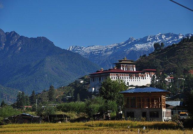 Butão vai ser o primeiro país do mundo a permitir somente agricultura orgânica
