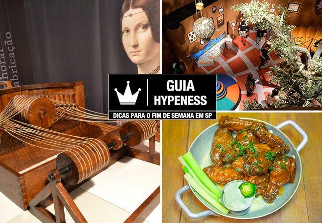 Guia Hypeness #1: confira o que rola de melhor em Sampa nesse fim de semana