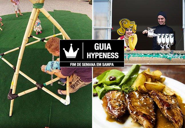 Guia Hypeness #3: confira as novidades do fim de semana em SP