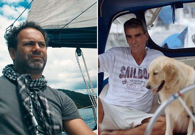 Canal brasileiro no YouTube registra as histórias de quem vive no mar