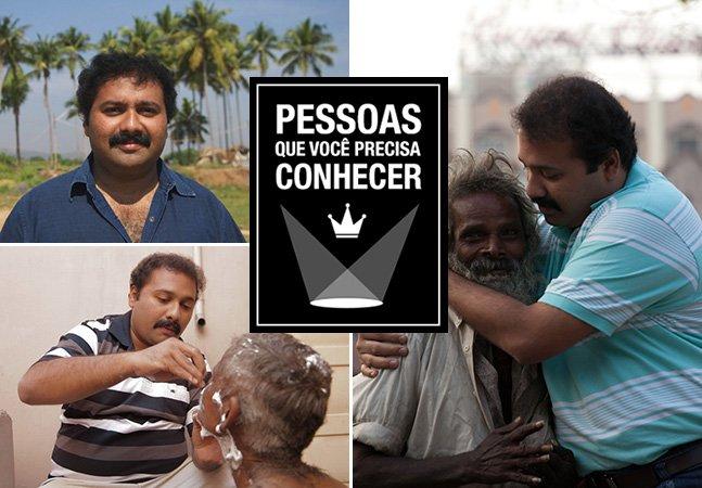 Pessoas que você precisa conhecer #1: Narayanan Krishnan