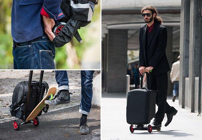 Startup cria patinetes dobráveis para te ajudar nos pequenos trajetos urbanos