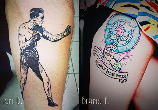 Página no Facebook reúne histórias de pessoas e suas tatuagens