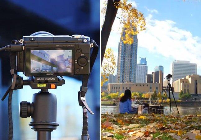 Pico: uma maneira simples para criar incríveis vídeos em time-lapse