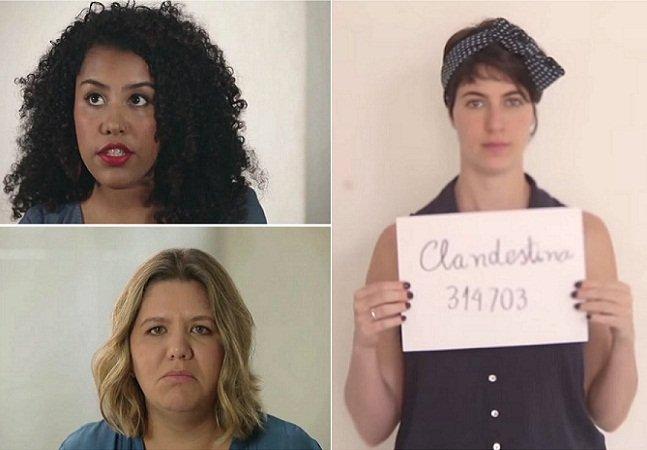 Documentário dá voz a mulheres brasileiras que já fizeram um aborto