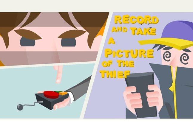 Conheça o app que acha seu smartphone roubado e ainda tira uma foto do ladrão