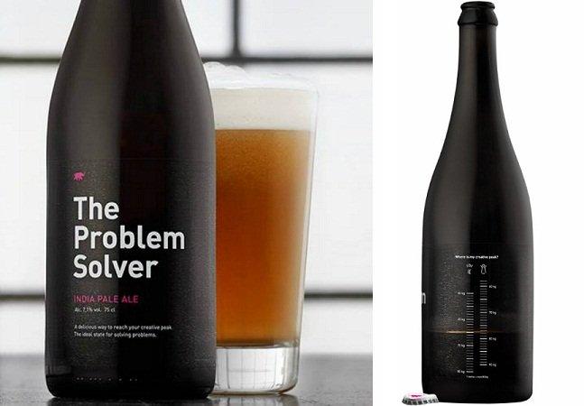Conheça a cerveja que promete melhorar a sua criatividade