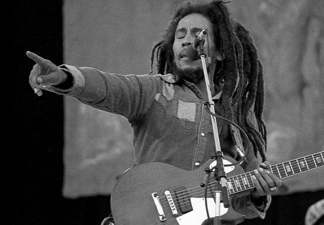 Disco inédito de Bob Marley vai ser lançado em fevereiro de 2015 pra comemorar os 70 anos do artista