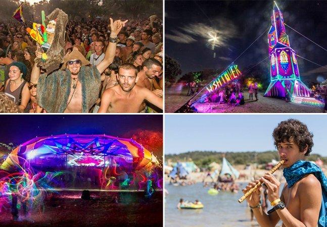 BOOM Festival: Conheça um dos maiores festivais alternativos de música eletrônica do mundo