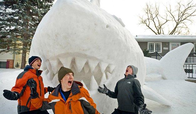 """""""blg 04 snow sculpture"""""""
