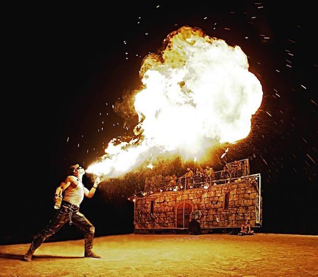 festival fogo