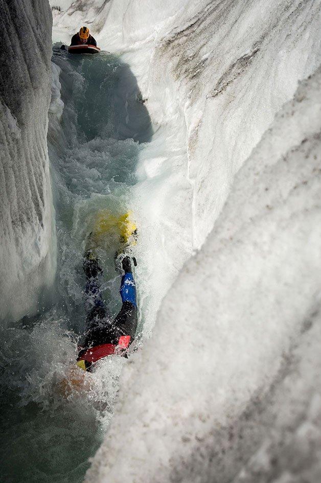 Glacial Hydro Speeding