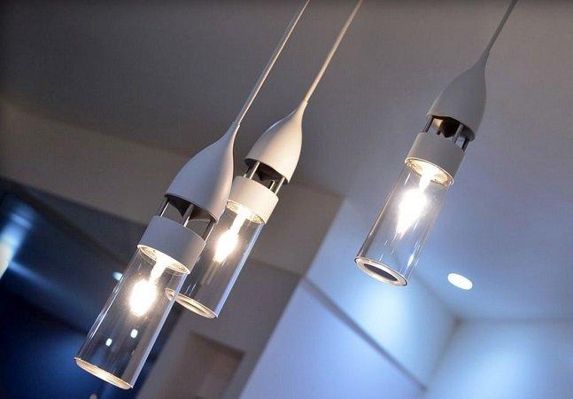 Conheça a lâmpada LED que funciona como alto-falante