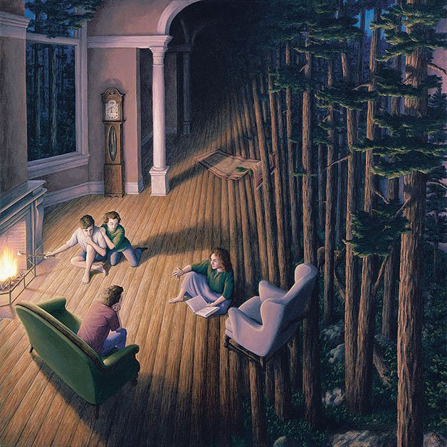 magic-realism-paintings-rob-gonsalves-10__880