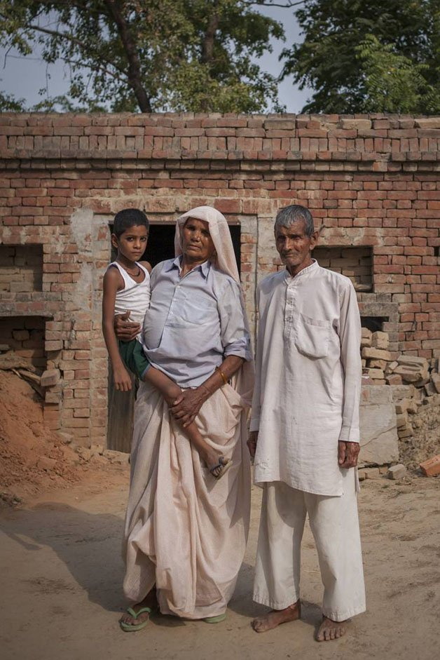 He Keeps Me Young: 80-Year-Old Mum Is Mother To Six-Year-Old Boy