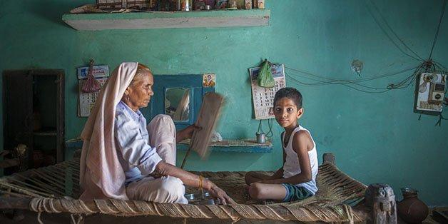 Meet The World's Oldest Mother