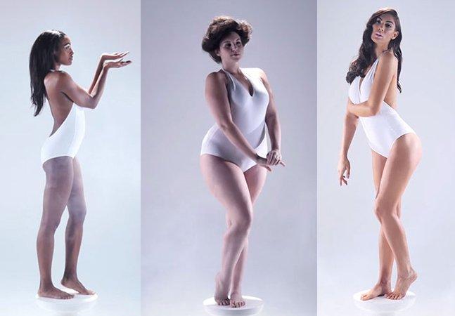 Vídeo de 3 minutos mostra as mudanças nos padrões de beleza ao longo de 3 mil anos
