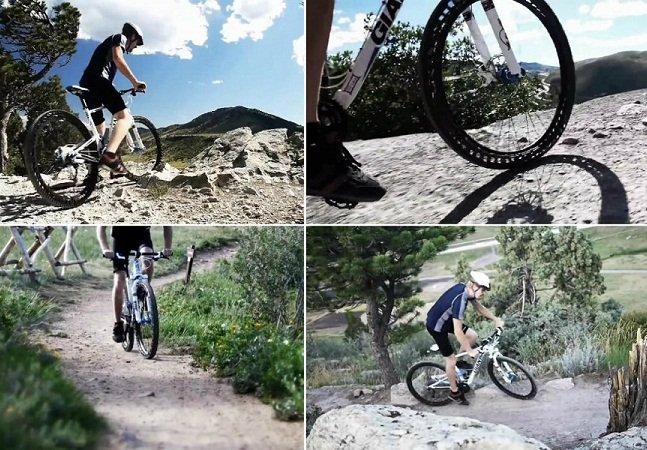 Empresa reinventa a roda ao criar pneu de bicicleta inovador