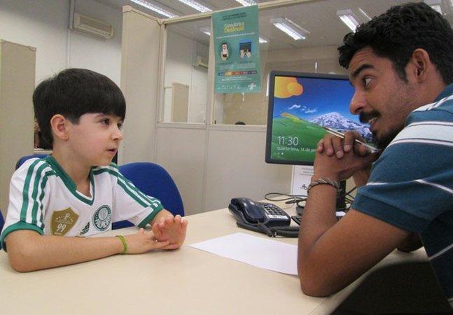 Menino de 7 anos surpreende Sebrae ao buscar dicas para abrir uma fábrica de rôbos
