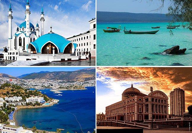 10 destinos que estarão em alta em 2015
