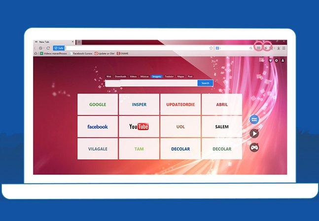 Navegador inovador faz download de vídeos com um clique e tem gerenciador de torrents integrado
