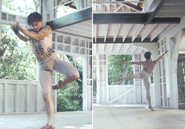 A performance de balé que virou febre na internet