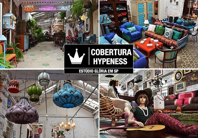 Cobertura Hypeness: cheio de estilo, Estúdio Glória reúne peças vintage originais e coloridas em SP