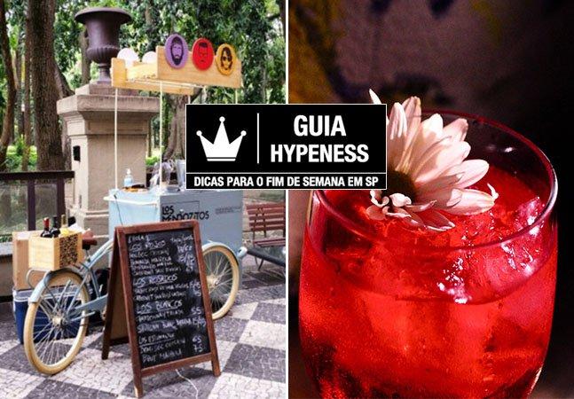 Guia Hypeness #4: confira as novidades deste fim de semana em SP