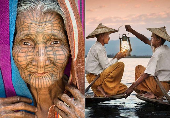 Série fotográfica mostra Mianmar como você nunca viu