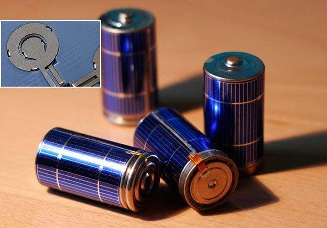 Tecnologia faz com que pilhas funcionem independente da direção em que são colocadas