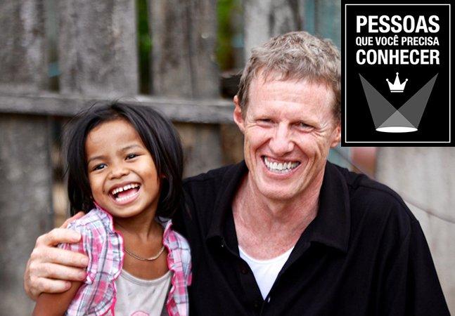 Pessoas que você precisa conhecer #5: Scott Neeson
