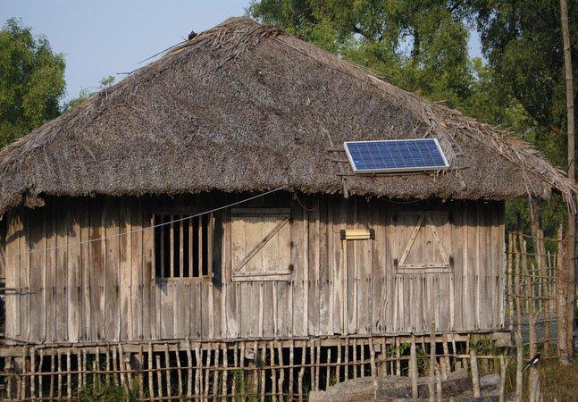 """Bangladesh quer se tornar o primeiro """"país solar"""" do mundo"""