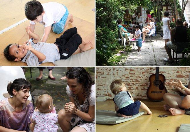 Coworking para famílias em SP permite trabalhar e ficar perto dos filhos