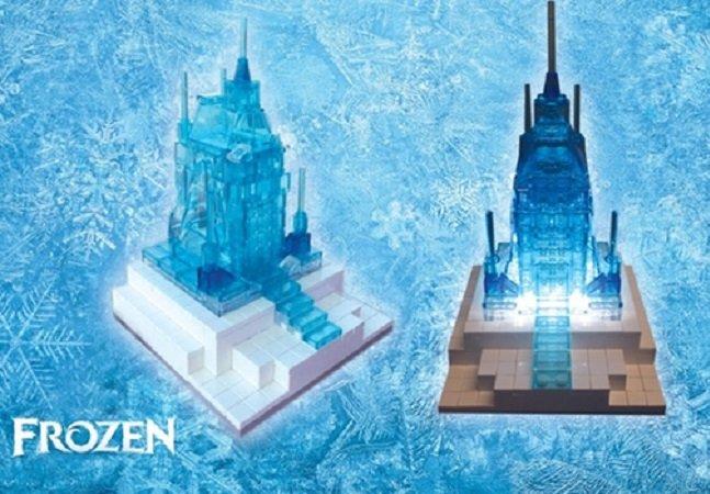 Empresa cria lâmpada customizável feita com peças de LEGO