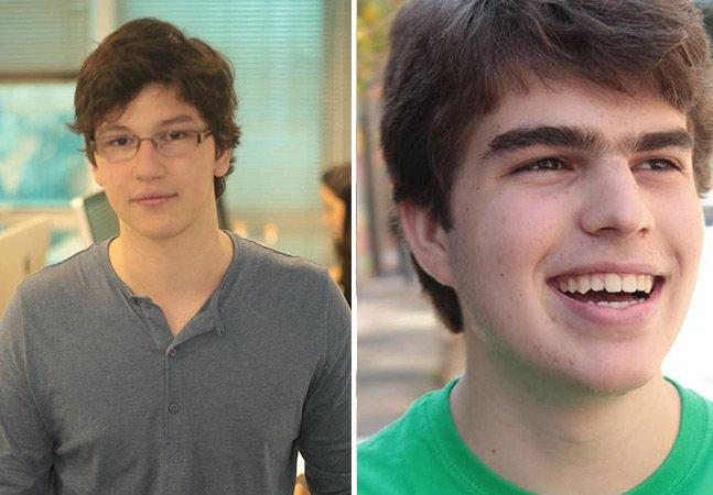 Os dois empreendedores brasileiros de 18 anos que se dividem entre os estudos e a sua própria startup milionária