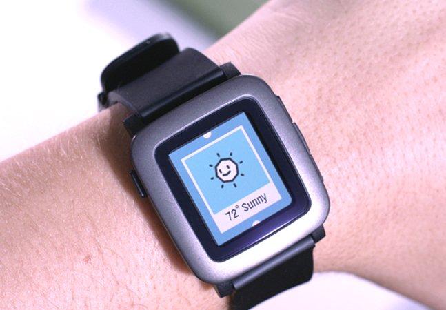 O smartwatch que conquistou uma das campanhas de crowdfunding mais bem sucedidas da história
