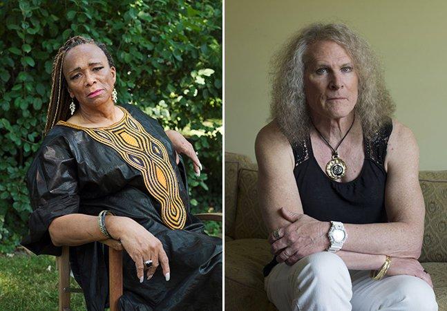 Série de fotos mostra pessoas transgêneras com mais de 50 anos