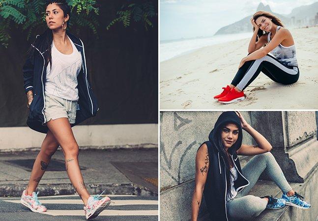 13 garotas que não vão usar salto hoje