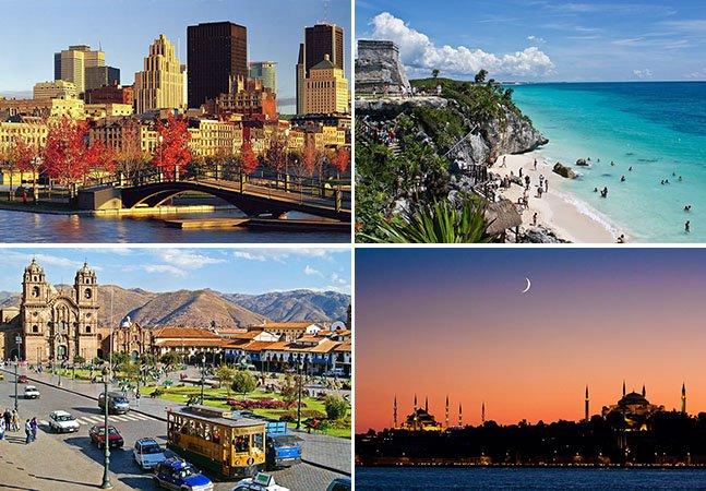 11 cidades que qualquer mochileiro precisa conhecer