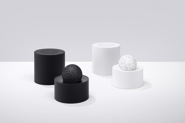 Cotton and charcoal Sense in packaging