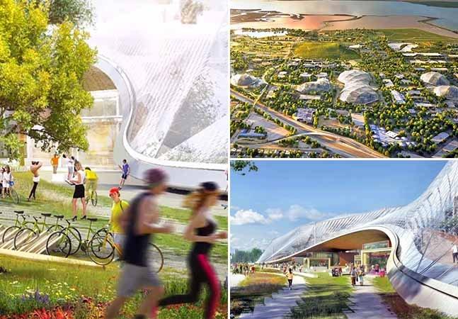 Google terá nova sede futurística e sustentável na Califórnia