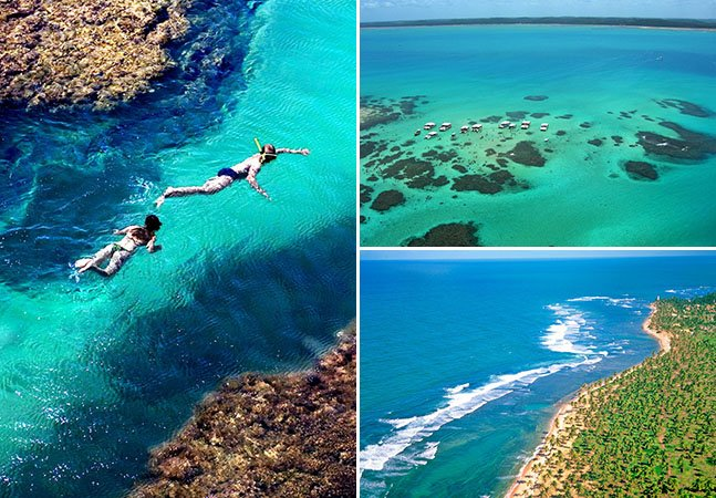 Conheça as cinco piscinas naturais eleitas como as melhores do Brasil