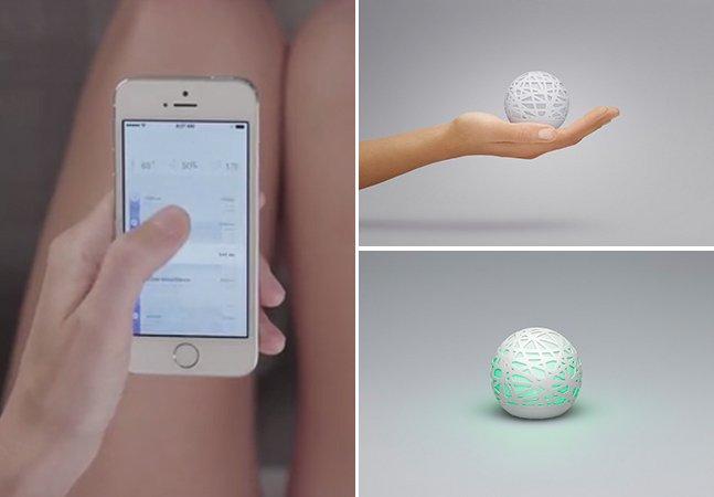 Gadget inovador promete ajudar a dormir melhor