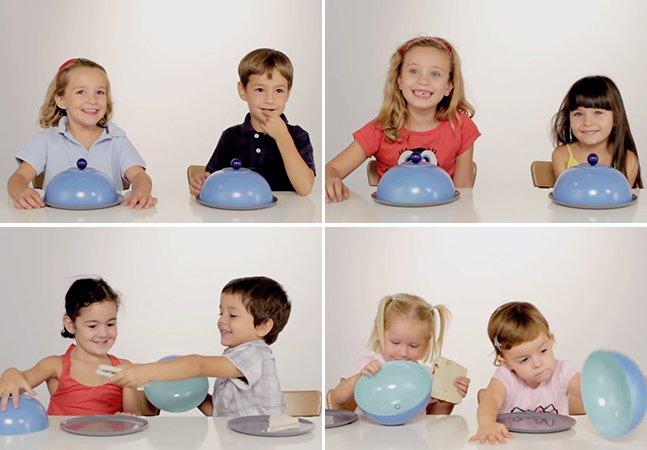 Crianças encontram solução para fome no mundo em um incrível vídeo de 2 minutos