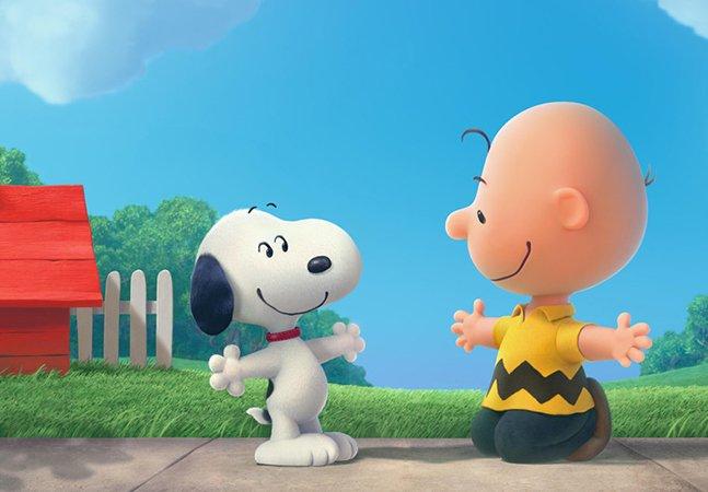 O dia em que Charlie Brown adotou o Snoopy