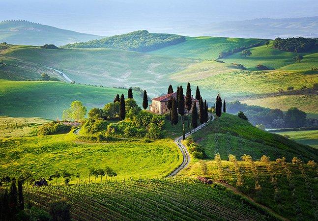 5 lugares fora das rotas turísticas tradicionais para conhecer na Toscana