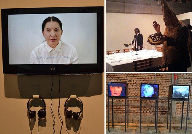 O que vimos na mostra Terra Comunal da artista Marina Abramovic em SP