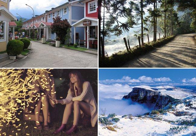 Descubra alguns destinos incríveis para esquentar o seu inverno