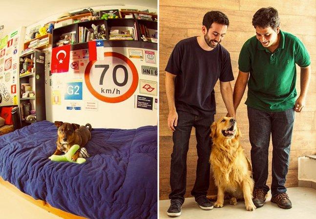 """O """"Airbnb"""" dos cachorros ajuda a encontrar dog lovers que cuidem do seu amigo enquanto você viaja"""